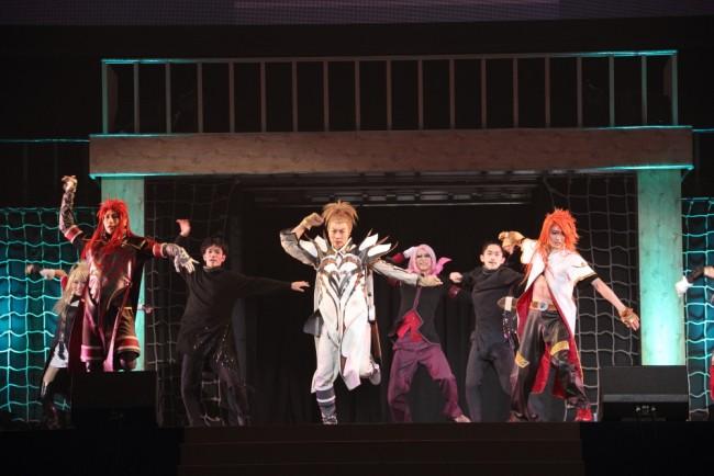 人気RPG『テイルズ オブ』シリーズ 舞台「テイルズ オブ ザ ステージ –ローレライの力を継ぐ者-LIVE&THEATER at 横浜アリーナ」白熱のステージレポート