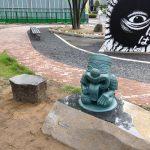 鬼太郎やねずみ男など177体の妖怪がパワーアップしてお出迎え!「水木しげるロード」リニューアルオープン