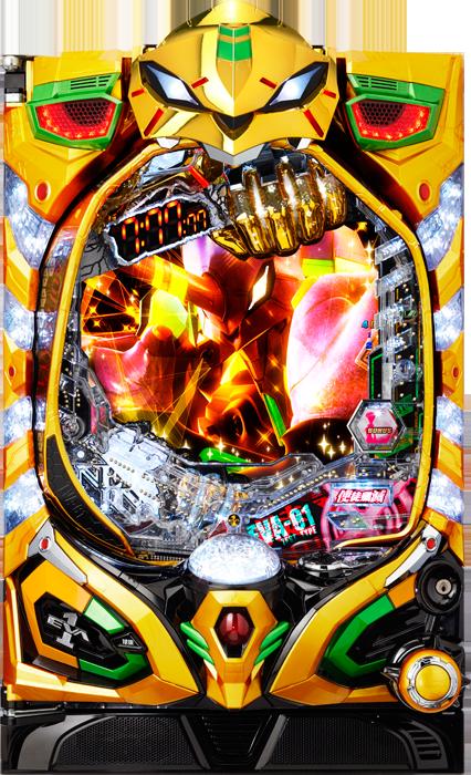 CRヱヴァンゲリヲン2018年モデル GOLD Impact