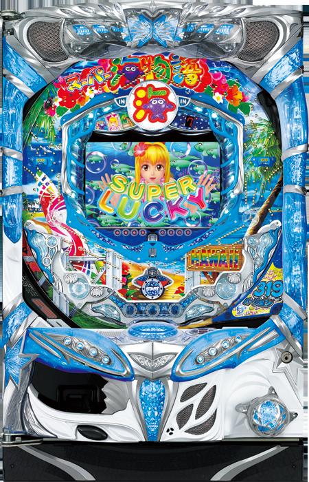 スーパー海物語M55X3_筐体