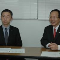 同友会の松田代表、「2014年宣言」の意義強調