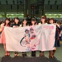 AnimeJapan2014「モモキュンソード」