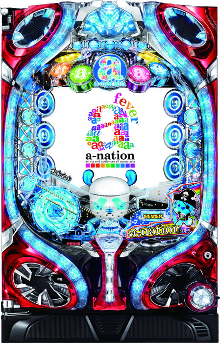CRフィーバーa-nation(SANKYO)