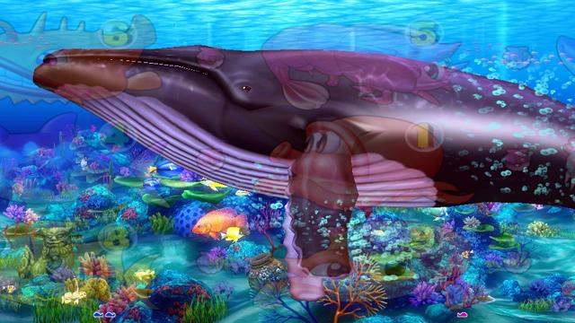 『CRスーパー海物語IN沖縄4』クジラ