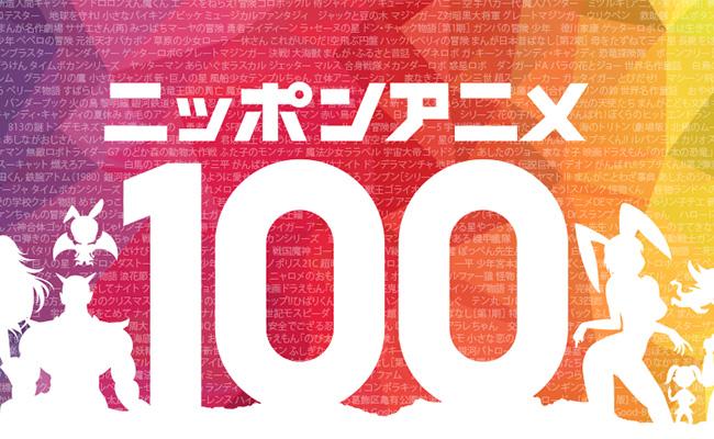アニメベスト100! パチスロ化作品は何機種ランクイン!? ~まさかのあの機種が第3位! わけがわからないよ~
