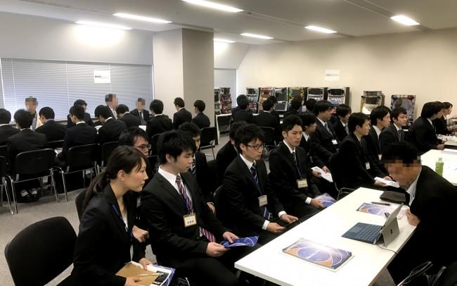 大阪校・合同企業説明会20171006