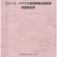 日工組社安研_遊技障害調査報告書