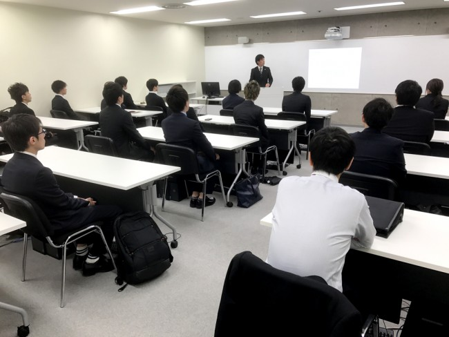 20180421大阪校・入学オリエンテーション