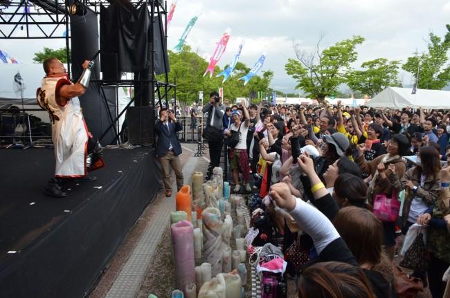 ニューギン_熊本復興祭 (1)