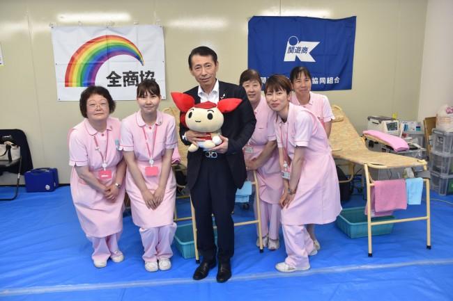 関西遊商_七夕献血 (1)