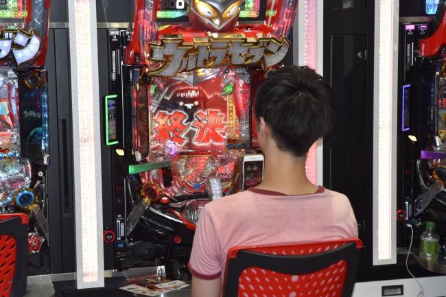 京楽ファン試打会 (2)