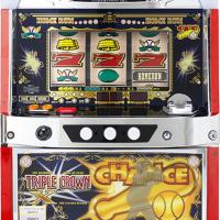 清龍ゲームジャパン、トリプルクラウン2018年モデル『トリプルクラウンX』を発表