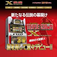 清龍ゲームジャパン、『トリプルクラウンX』の製品ページを公開