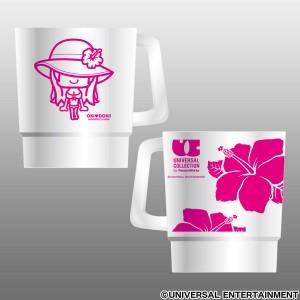 パンソンワークス×UNI-MARKET【スタッキングマグカップ】UC(ユニバーサルコレクション)カナハナ_1