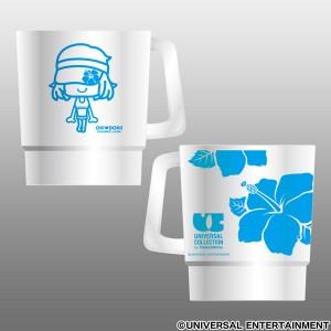 パンソンワークス×UNI-MARKET【スタッキングマグカップ】UC(ユニバーサルコレクション)カナハナ_2