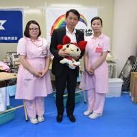 関西遊商献血1
