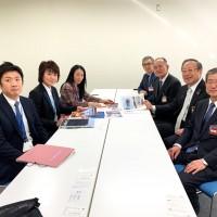 広島国税局訪問 (1)