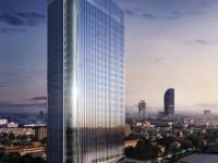 マルハンのグループ企業・サタパナ銀行が新本店ビル起工式を開催