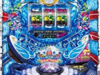 『CRAドラム海物語77DS』が 8⽉21⽇より導入開始!