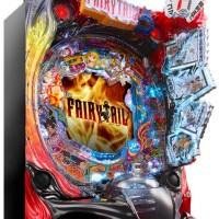 藤商事、パチンコ遊技機『CR FAIRY TAIL』発売を発表。真島ヒロ原作の人気漫画がパチンコで登場。