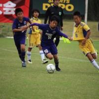 善都、第7回『ZENT CUP 少年サッカー大会』を開催
